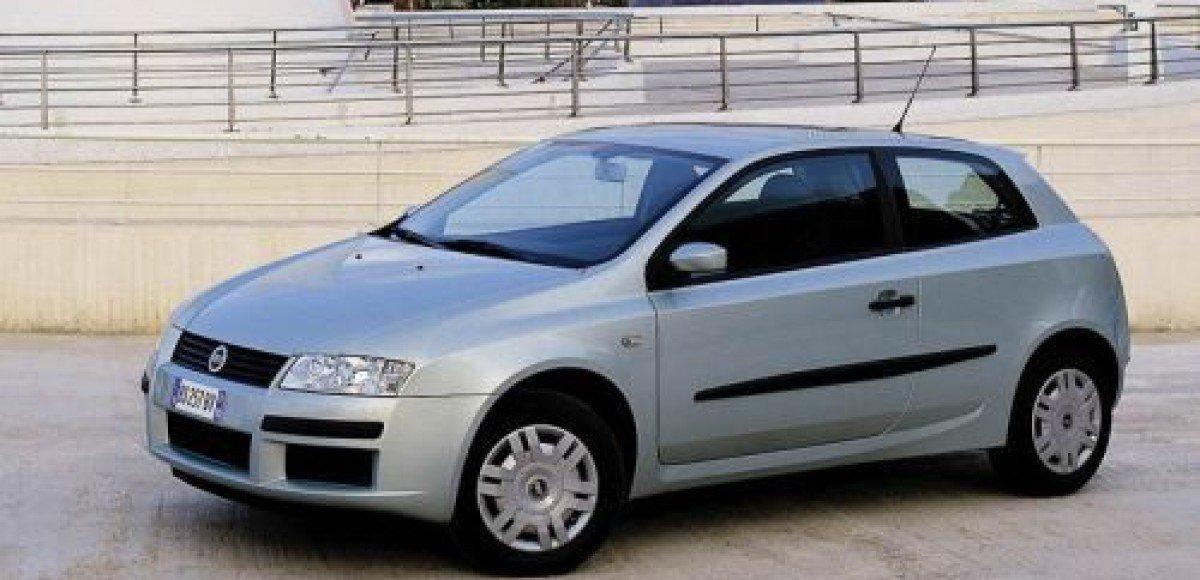 Fiat Stilo. Дуэлянт