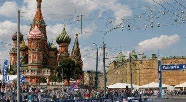 Bavaria Moscow City Racing 2009. Шоу возвращается