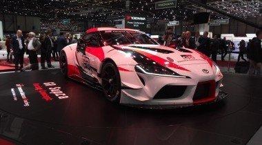 Toyota Supra: возрождение в гоночном обличье