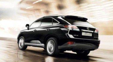 В России в продаже появился «бюджетный» Lexus RX