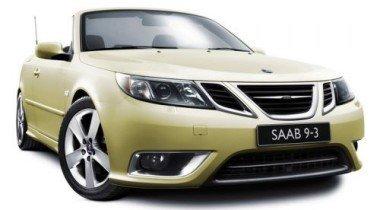 Saab выпустила еще одну спецверсию кабриолета 9-3
