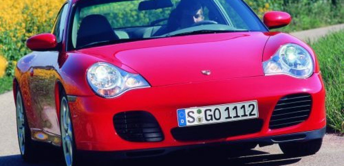 Porsche Boxster S. Средство от стресса
