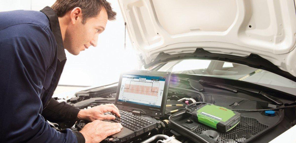 Bosch: новое поколение системных сканеров KTS
