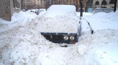 Снегопад в Москве прекратится сегодня вечером