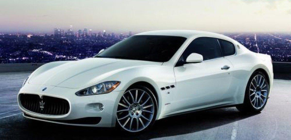 Maserati GranTurismo S Automatic. До автоматизма