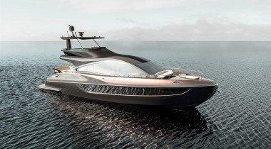 Яхта Lexus LY 650: 65 футов над килем