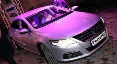 Volkswagen Passat CC будет стоить в Европе от $42 тысяч