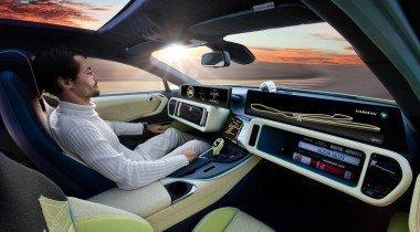 Hyundai показал интерьер автомобилей будущего