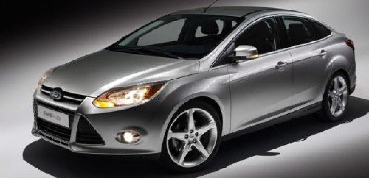 На Детройтском автосалоне представлен Ford Focus нового поколения