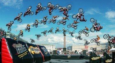 Adrenaline Rush FMX — 10 лет в полете!