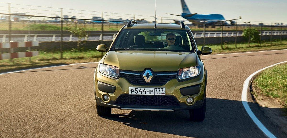 Renault Sandero Stepway. Take it Easy