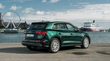 Окно в Европу: путешествие из Москвы в Стокгольм на Audi Q5