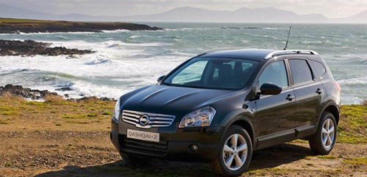 Продажи Nissan Qashqai+2 на российском рынке стартуют в ноябре