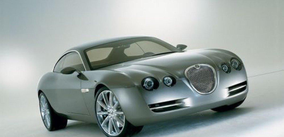 Jaguar R-coupe. Антишок