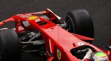 Ferrari тестирует в Барселоне «дырявый» нос