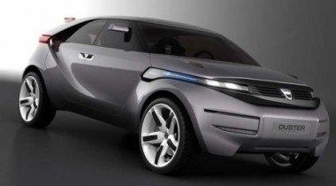 Dacia Duster. Мой первый концепт