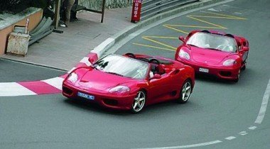 Формула 1. Гран-при Монако. Гоночная рулетка