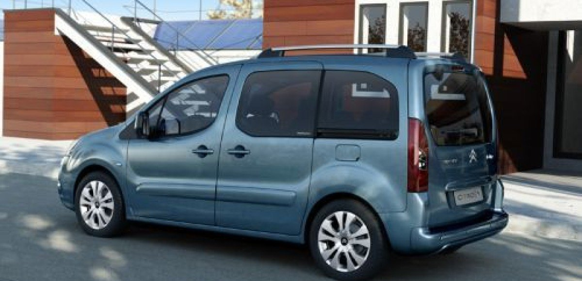 Citroën Berlingo. Лучший семейный автомобиль в Голландии