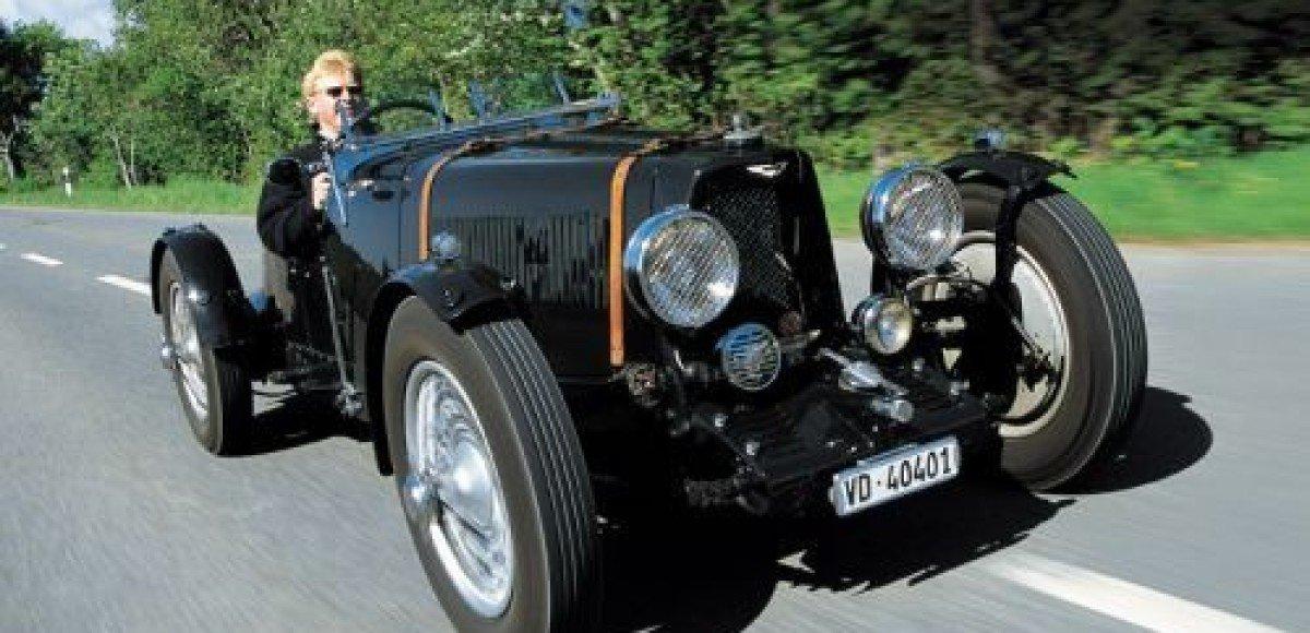 Aston Martin Ulster. Контрэволюция