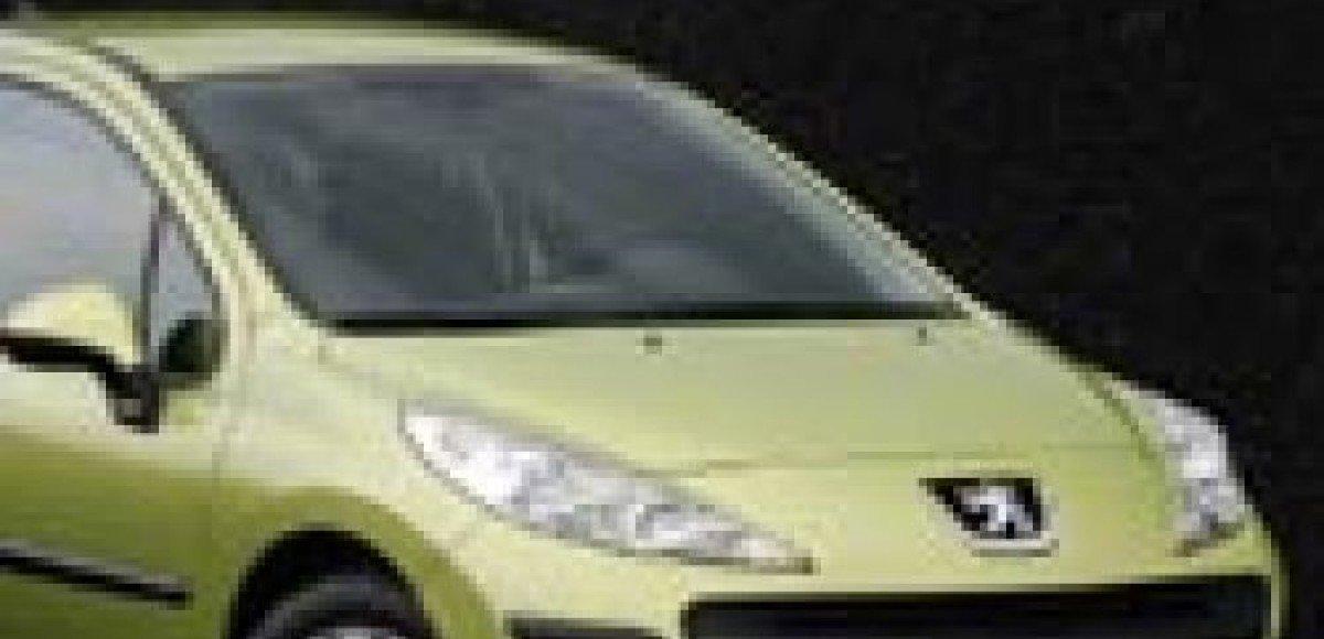 Peugeot 207. Ставки сделаны