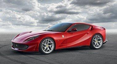 Ferrari 812 Superfast. Подарок себе