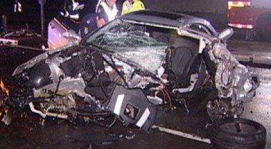 В Москве в крупной аварии пострадало шестеро людей