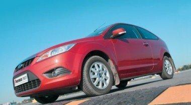 Ford Focus – самая популярная иномарка в России по итогам 2010 года