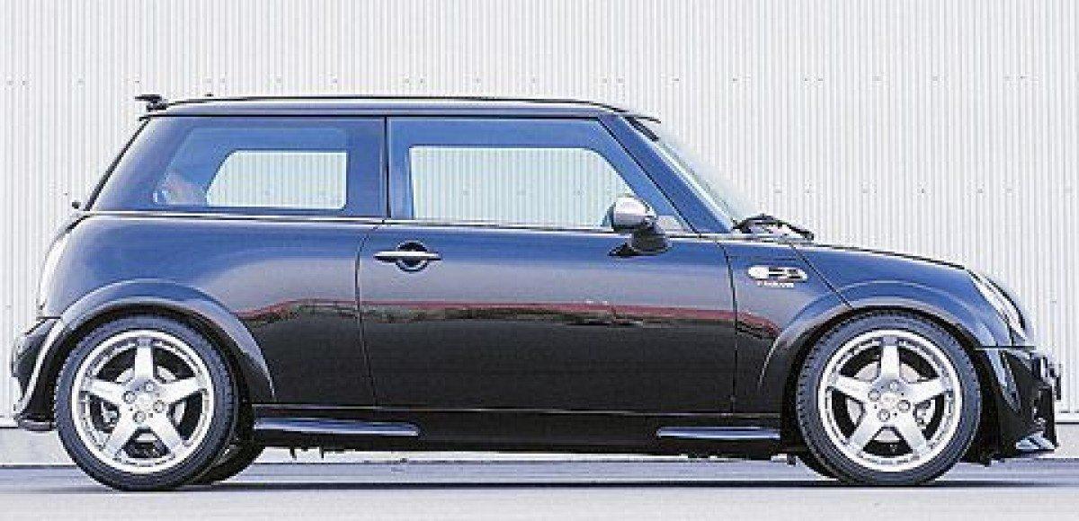 Hamann CS4 Sportkit для Mini Cooper S