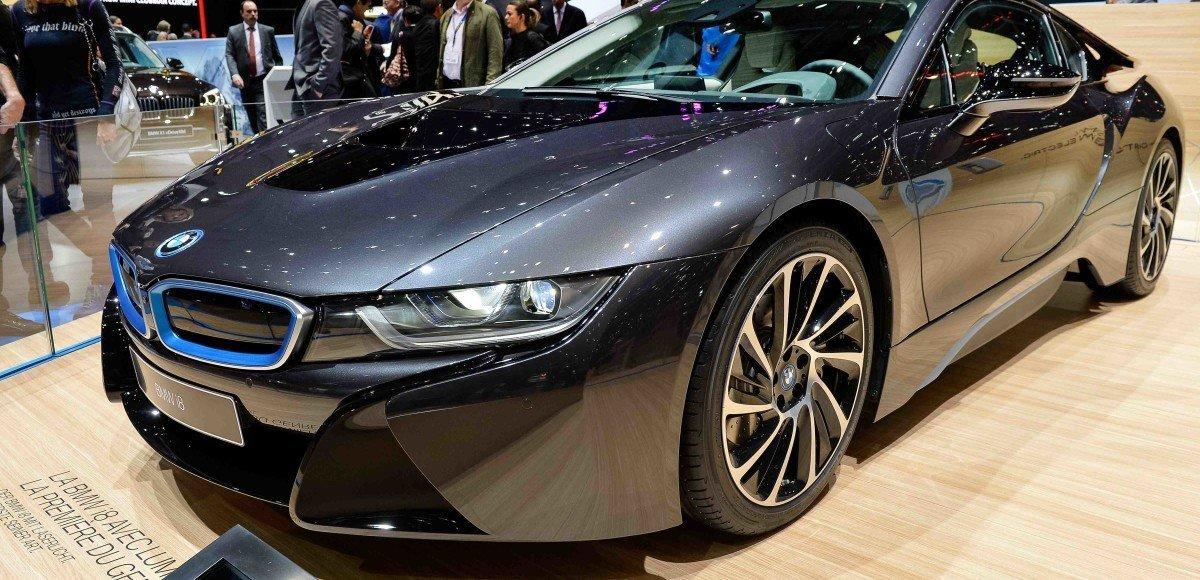 Гибридный BMW i8 поступит в продажу во второй половине 2014 года