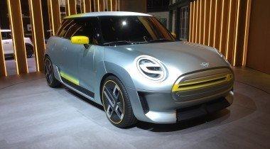 Mini Electric: новый «Мини» будет электрическим