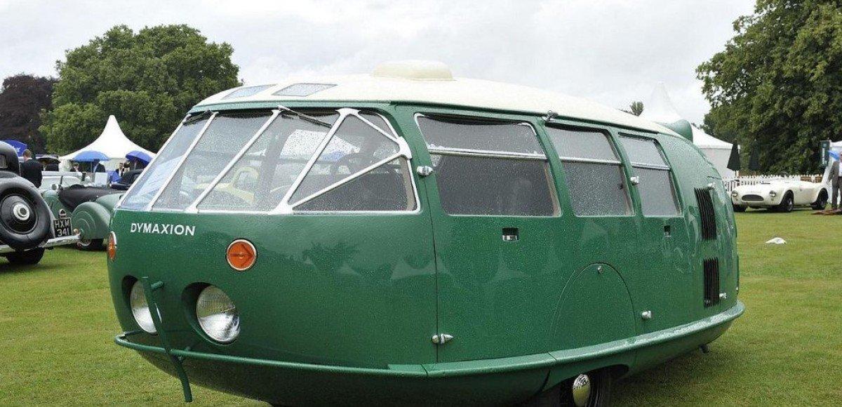 Dymaxion, пожалуй, самый уникальный автомобиль двадцатого века