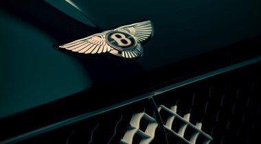 Bentley отметит юбилей загадочной моделью