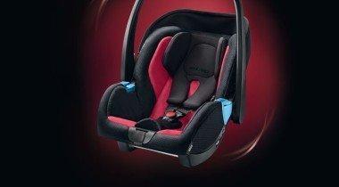 RECARO PRIVIA – лучшее детское кресло категории 0+