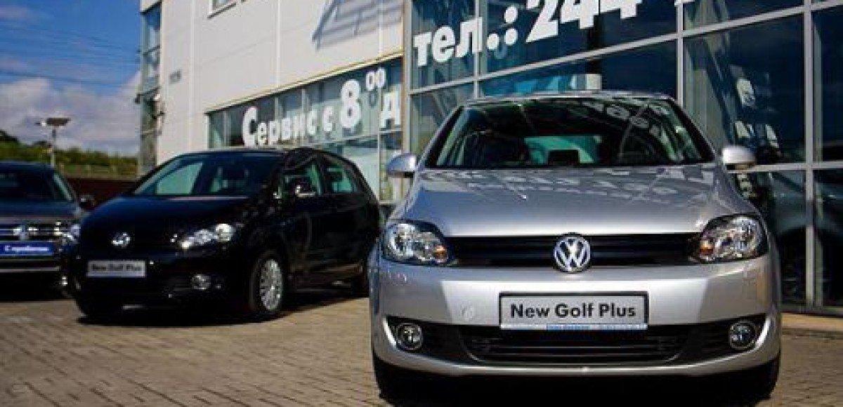 «Нева-Автоком», Санкт-Петербург, приглашает на премьеру пикапа Volkswagen Amarok
