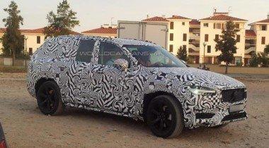 Премьера Volvo XC90 второго поколения уже не за горами