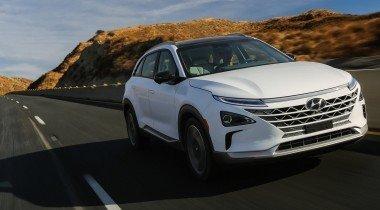 Премьеры CES 2018: водородный кроссовер Hyundai Nexo