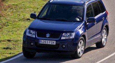 Отзывы владельцев. Suzuki Grand Vitara