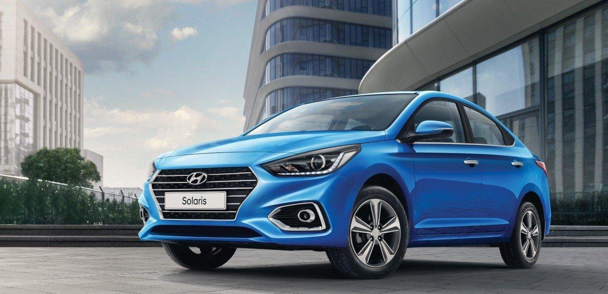 От 600 тысяч до миллиона: названа цена нового Hyundai Solaris