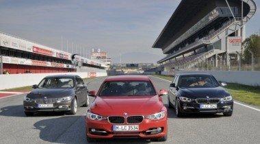 В Москве представлен новый BMW 3 серии
