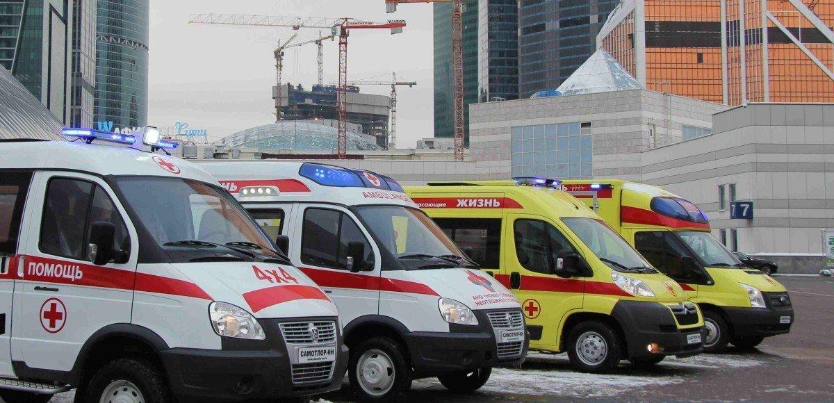 У «Скорой помощи» в Москве появятся видеорегистраторы