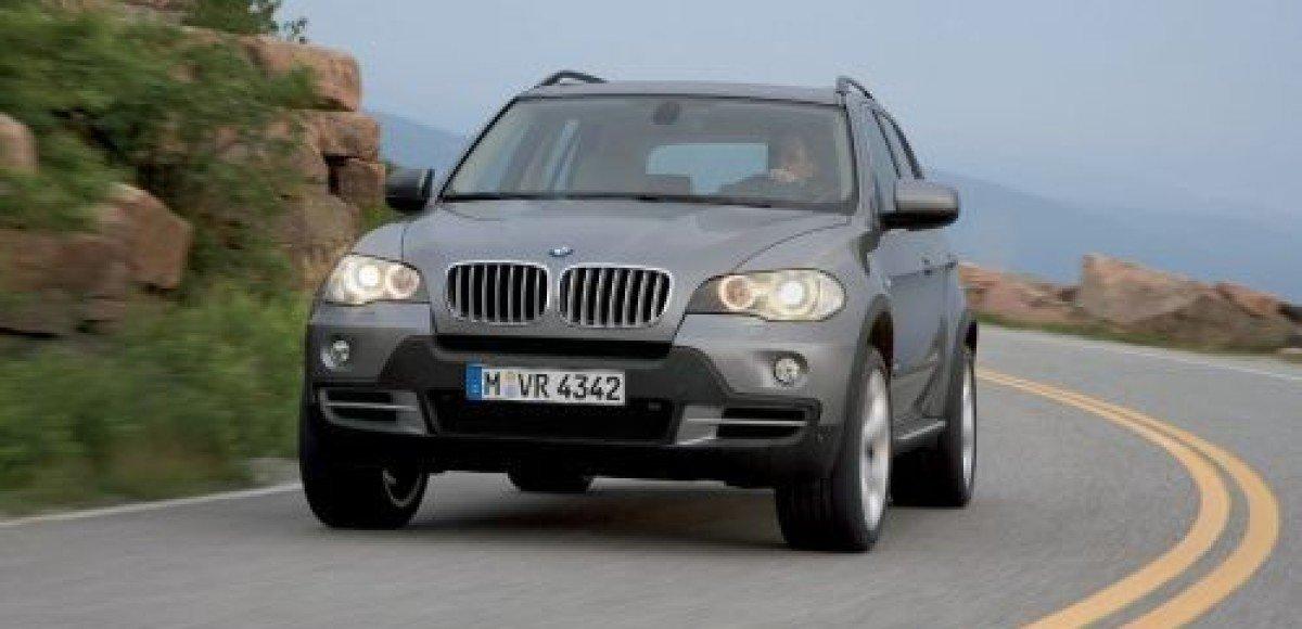BMW X5 4.6is. 4619 кубиков адреналина
