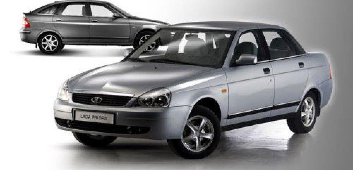Продажи Lada в 2010 году выросли на 48%