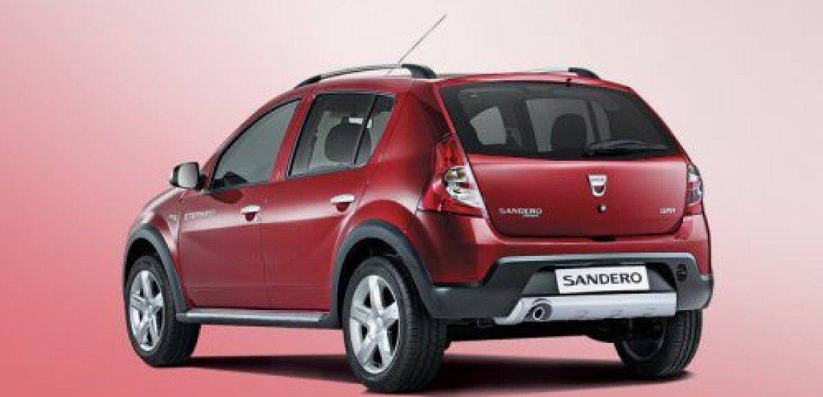 Dacia Sandero Stepway. Верный шаг