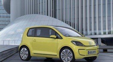 Концепт Volkswagen E-Up!  «Жук» XXI века