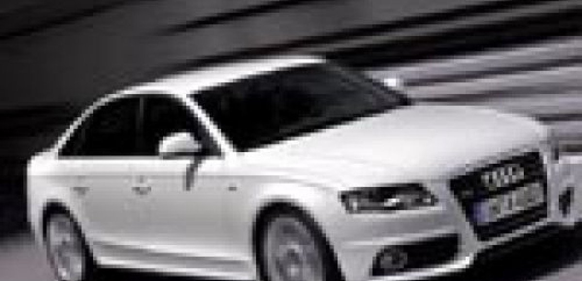 2008 Audi A4. Фотогалерея