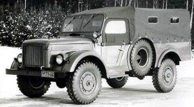 ГАЗ-62: старший брат «Козла»