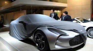 Весь тираж Aston Martin One-77 распродан за год до начала выпуска