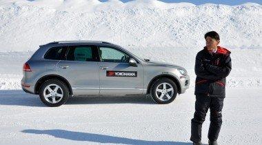 Чёрным по белому: тест зимних шин Yokohama iceGUARD G 075
