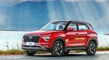 Hyundai представила второе поколение Creta
