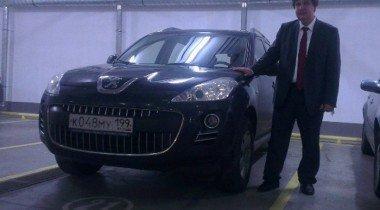 Peugeot 4007. Отзывы владельцев